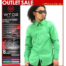 アウトレット 返品・交換・キャンセル不可 │ シャツ メンズ 長袖 長袖 シャツ メンズ カラーシャツ 長袖シャツ 無地 大きいサイズ