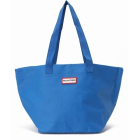 BOICE FROM BAYCREW'S HUNTER ORIG LWEIGHT RUBBERISED TOTE ブルー フリー