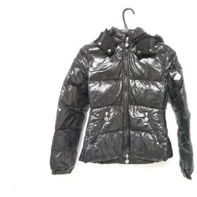 【中古】 モンクレール ダウンジャケット サイズ0 XS レディース バディア(BADIA) 45308-50-68950 黒