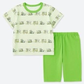 絵本コレクションドライパジャマ(半袖)