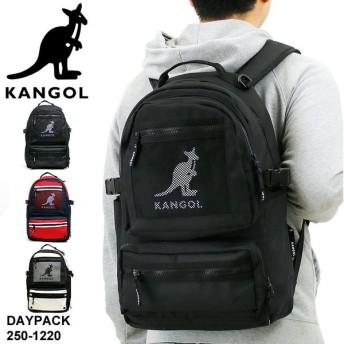 KANGOL(カンゴール) RIDE(ライド) リュック デイパック リュックサック バックパック 24L B4 PC収納 250-1220 メンズ レディース ジュニア 送料無料