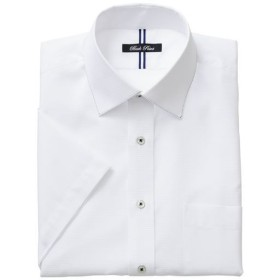 30%OFF【メンズ】 形態安定デザインYシャツ(半袖) ■カラー:ホワイト・ドビー ■サイズ:4L,5L,3L