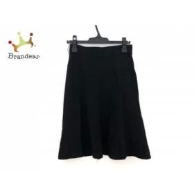 アプワイザーリッシェ Apuweiser-riche スカート サイズ2 M レディース 黒     スペシャル特価 20190731