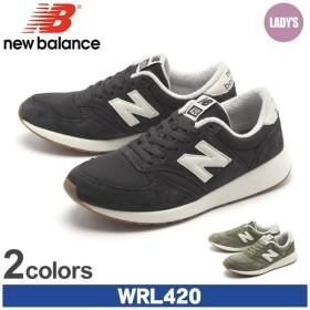 ニューバランス NEW BALANCE スニーカー WRL420RB RC レディース