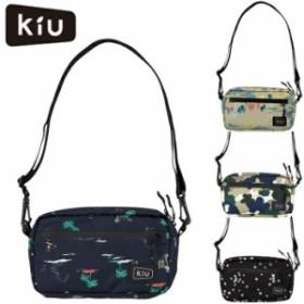 kiu レインバッグ 防水 バッグ ウォータープルーフ ミニ ショルダーバッグ メンズ レディース 全4色 K68 バッグインバ