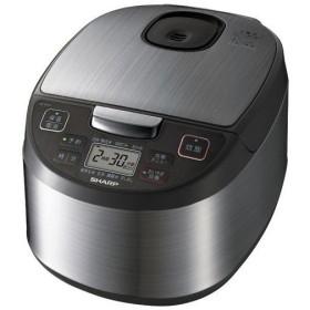 KS-S10J-S シルバー SHARP [マイコンジャー炊飯器(5.5合炊き)] KSS10JS