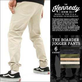 ケネディデニム ジョガーパンツ ストレッチ 無地 メンズ|大きいサイズ USAモデル ブランド KENNEDY DENIM|サルエルパンツ