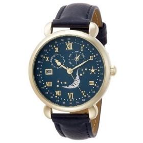 欠品 フィールドワーク 腕時計 ウォッチ/ランカ 星 腕時計 日付表示 ネイビー QKS153-2(取寄せ/代引不可)