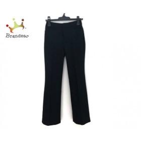 ニジュウサンク 23区 パンツ サイズ30 XS レディース 黒     スペシャル特価 20190802
