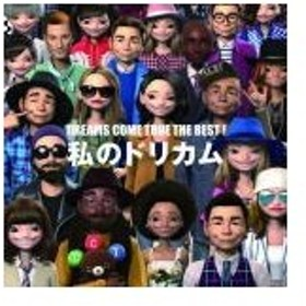 DREAMS COME TRUE 3CD/DREAMS COME TRUE THE BEST! 私のドリカム 15/7/7発売 オリコン加盟店