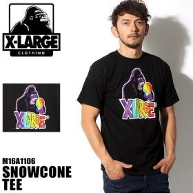 エクストララージ X-LARGE SNOWCONE 半袖 Tシャツ メンズ