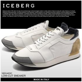 アイスバーグ ICEBERG スニーカー 16EIU403C  メンズ
