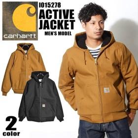 カーハート CARHARTT パーカージャケット アクティブ ジャケット メンズ