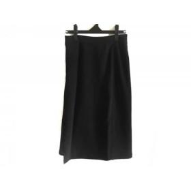 【中古】 ジェット JET LOS ANGELES スカート サイズ4 XL レディース ダークネイビー