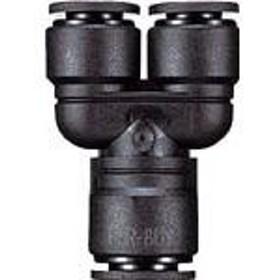 チヨダ ファイブ異径ユニオンワイ 6mm(2箇所)X8mm FR68UY 1個