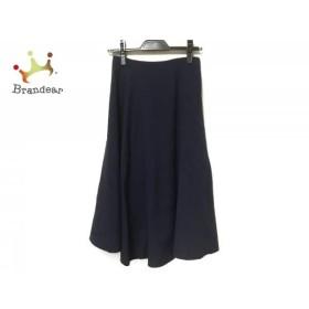 ルシェルブルー LE CIEL BLEU ロングスカート サイズ34 S レディース ブルー   スペシャル特価 20190602