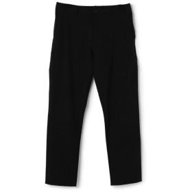 【50%OFF】 メンズビギ スーパーストレッチパンツ メンズ ブラック M 【Men's Bigi】 【セール開催中】