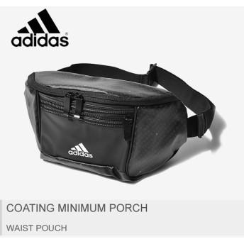 adidas アディダス ウエストポーチ コーティング ミニマムポーチ FUP30 バッグ 鞄