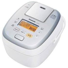 SR-PA107-W パナソニック 可変圧力IHジャー炊飯器 おどり炊き ホワイト 圧力IH炊飯器 5.5合 SRPA107W