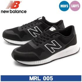 ニューバランス NEW BALANCE スニーカー MRL005 メンズ  レディース