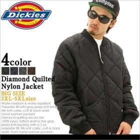 大きいサイズ メンズ ディッキーズ Dickies ジャケット メンズ 大きい キルティングジャケット メンズ アウター ブルゾン ディッキーズ 防寒