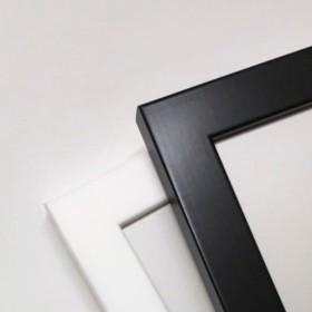 ホワイトフレーム White Frame A3(29.7x42.0)cm poster