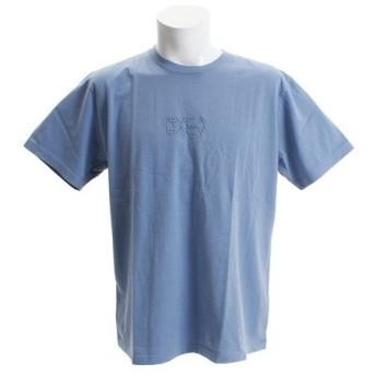 RVCA 【オンライン特価】 FLIP SMALL RVCA 半袖Tシャツ AJ041229 DYB (Men's)