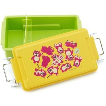 お弁当箱 お弁当用袋 ディズニー ワイヤーロックお弁当箱 カラー 「ロッツォ」