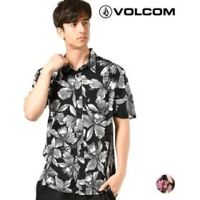 メンズ 半袖 シャツ VOLCOM ボルコム A0411901 Resorto Vallarta S/S GG1 C23