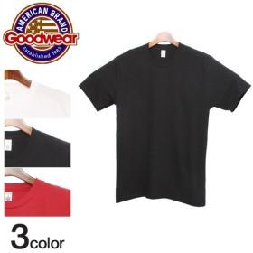 グッドウェア GOODWEAR 半袖 クルーネック Tシャツ メンズ