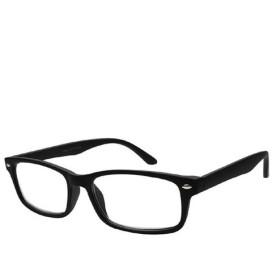 シニアグラス 老眼鏡/VIEW ADVANCE(ヴュー・アドヴァンス) リーディンググラス 3度数 マットブラック ラバーフィニッシュ VAM-02-1(取寄せ/代引不可)