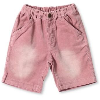 【40%OFF】 ブランシェス サマーコールショートパンツ(90~140cm) メンズ ピンク 130cm 【branshes】 【セール開催中】