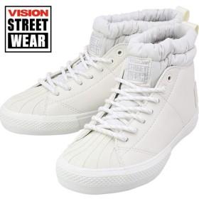ヴィジョン スニーカー ブーツ グレイシャー ハイ スケートシューズ ダンススケシュー VISION VSW6358