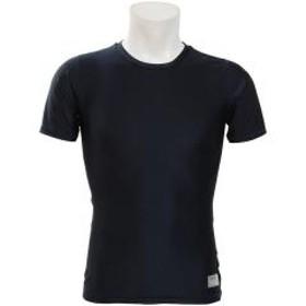 s.a.gear(エスエーギア)野球 半袖アンダーシャツ ストレッチ半袖丸首アンダーシャツ SA-Y19-001-014 メンズ ネイビー