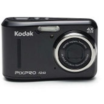 コダック 乾電池式コンパクトデジタルカメラ ブラック FZ43BK