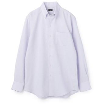 メンズビギ 《DOTAIR》ボタンダウンシャツ メンズ ラベンダー M 【Men's Bigi】