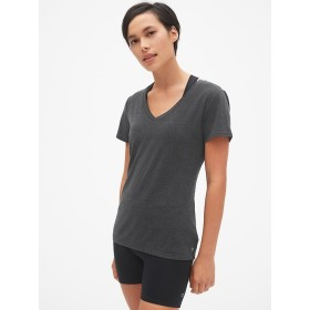 Gap GapFit Breathe VネックTシャツ