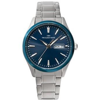 【ザ・クロックハウス:時計】ザ・クロックハウス ソーラー MBC1005-BL1A 腕時計 就活 入学 就職 ギフト プレゼント ビジネス カジュアル