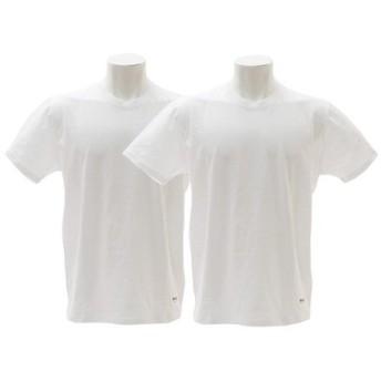 THRASHER 【オンライン特価】 半袖Tシャツ 2枚組 THTY-PSST01WH (Men's)