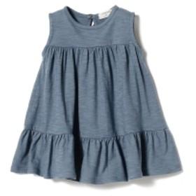 1+in the family / LOLITA dress ワンピース 19(1~4才) キッズ ワンピース indigo 48m