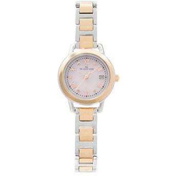 【ザ・クロックハウス:時計】ザ・クロックハウス ソーラー LBC1006-PK1A 腕時計 就活 入学 就職 ギフト プレゼント ビジネス カジュアル