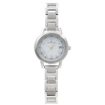 【ザ・クロックハウス:時計】ザ・クロックハウス ソーラー LBC1006-WH1A 腕時計 就活 入学 就職 ギフト プレゼント ビジネス カジュアル