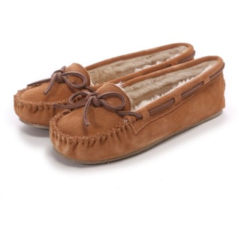 ミネトンカ MINNE TONKA CALLY SLIPPER (Cinnamon)