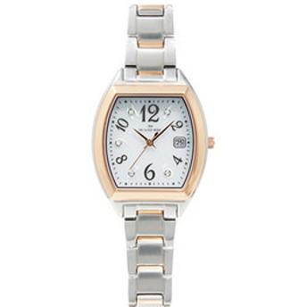 【ザ・クロックハウス:時計】ザ・クロックハウス ソーラー LBC1005-WH2A 腕時計 就活 入学 就職 ギフト プレゼント ビジネス カジュアル