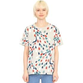 [マルイ]【セール】【ユニセックス】マルチパターンTシャツC/ドロップオブピーコック/グラニフ(graniph)