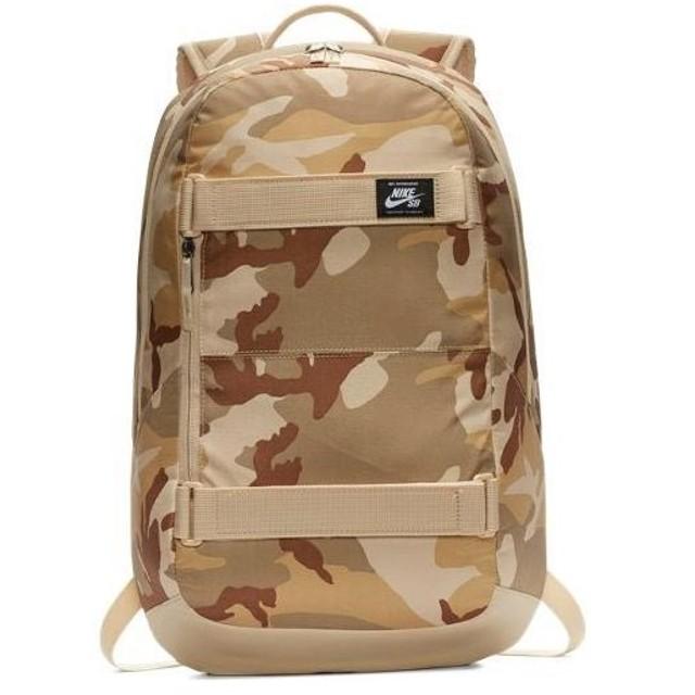ナイキ(NIKE) SB コートハウスAOP D カモ バックパック デザートカモ/デザートカモ/デザートカモ BA6111 220 リュックサック バッグ 鞄 スポーツバッグ