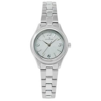 【ザ・クロックハウス:時計】ザ・クロックハウス ソーラー LBC1004-WH1A 腕時計 就活 入学 就職 ギフト プレゼント ビジネス カジュアル