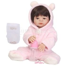 赤ちゃん人形 22インチリボーンドール ベビードール 人形服 工芸品 アクセサリー