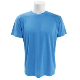 【Super Sports XEBIO & mall店:トップス】ドライプラスUV 半袖無地Tシャツ 863PG9CD9289 BLU