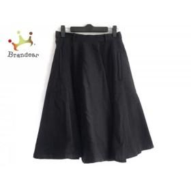グランマママドーター GRANDMA MAMA DAUGHTER スカート サイズ0 XS レディース 黒     スペシャル特価 20191011